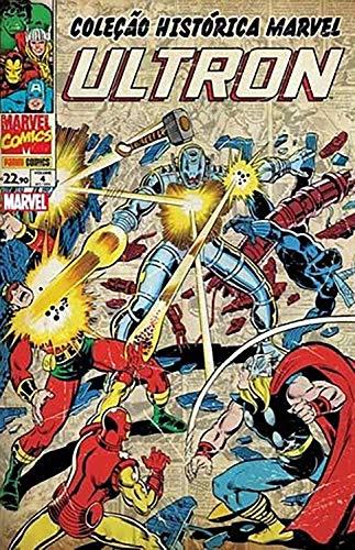 Coleção Histórica Marvel: Os Vingadores v. 4