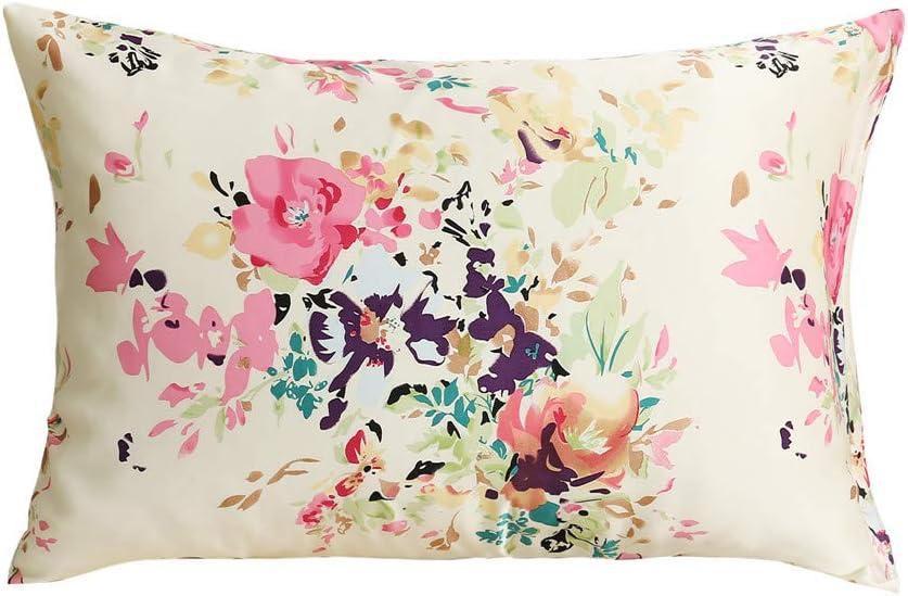 Tim Tina 100% Pure Mulberry Luxury Max 86% OFF Silk Good Brand new Satin Pillowcase