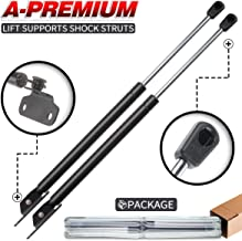 A-Premium Hood Gas Charged Lift Supports Shock Struts for Honda Accord 2003-2007 2-PC Set