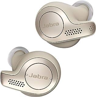 Jabra Elite 65t Oordopjes – Bluetooth Oordopjes met Passieve Ruisonderdrukking en Vier-Microfoontechnologie voor Echt Draa...