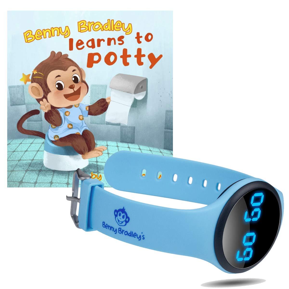 Benny Bradley's Potty Training Watch, with Potty Training eBook