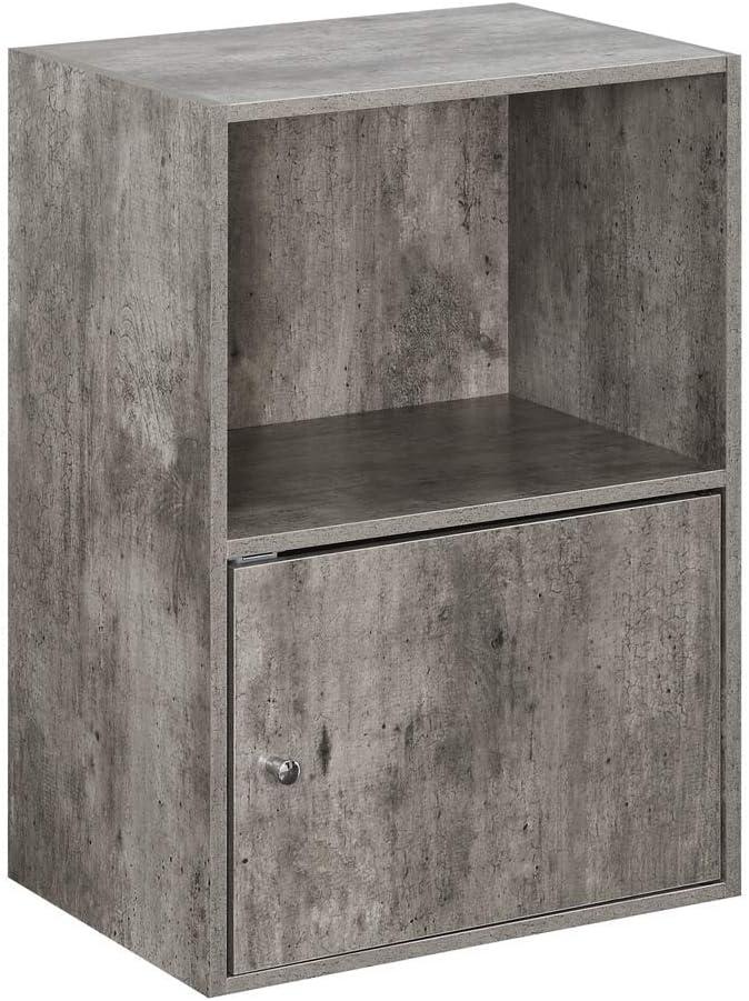 Convenience famous Concepts Xtra Storage 1 Birch Lowest price challenge Cabinet Door Faux