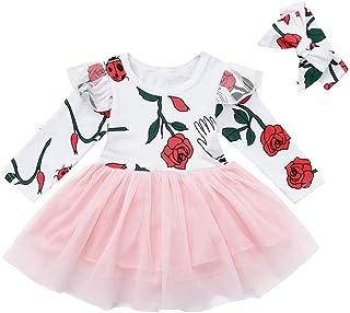 ff1c7ba54 Amazon.es: K-youth - Vestidos / Niñas de hasta 24 meses: Ropa
