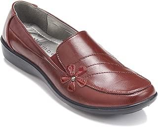 Amber Ladies Womens Shoes Slip On