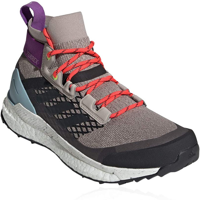 Adidas Terrex gratuito Hiker W, Sautope da Fitness Donna, MultiColoreeee (Marsua autobon Gricen 000), 40 EU