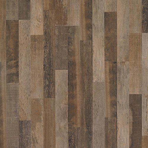 Mannington Hardware 28220 (S) Restoration Collection Whiskey Mill Laminate Flooring, 12Mm, Barrel