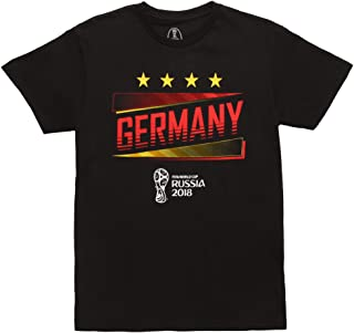 Fifth Sun World Cup 2018 Germany Slanted Adult T-Shirt