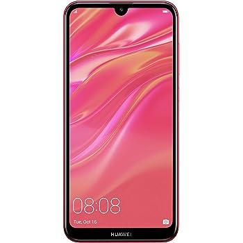 Huawei Y7 2019 Red AKILLI TELEFON: Amazon.es: Electrónica