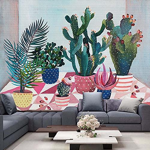 KHKJ Tapiz de decoración de habitación Mandala, tapices de Plantas para decoración del hogar, decoración Boho, Tapiz de brujería A5 200x150cm