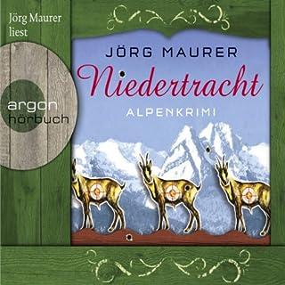 Niedertracht. Ein Alpenkrimi audiobook cover art