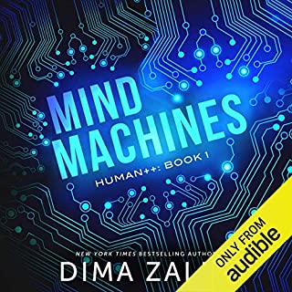 Mind Machines audiobook cover art