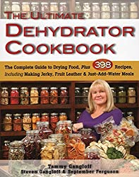 Click here to see The Ultimate Dehydrator Cookbook on Amazon.