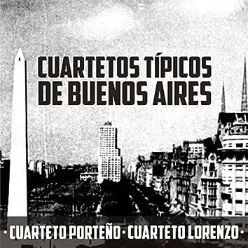Cuartetos Típicos de Buenos Aires