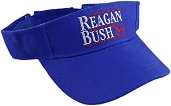 reagan bush 84 visor
