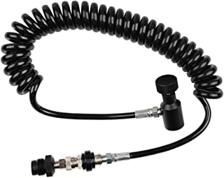 Deluxe Paintball Remote Line Kit - Heavy Duty 3000, 4500 PSI or CO2 Compatible