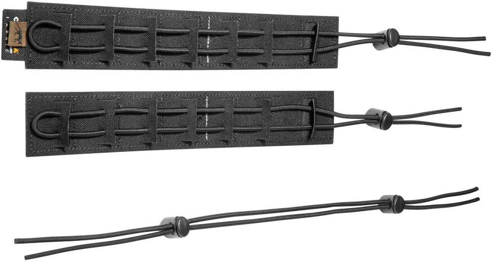 Tasmanian Tiger TT Modular Collector Strap Set VL Modulare Bungee-Cord Funktionsleiste mit Klett-R/ückseite