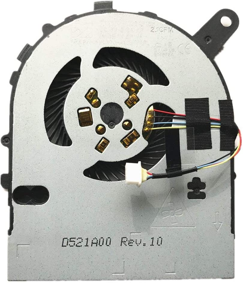 WEIMEI Replacement CPU Cooling Fan for Dell Inspiron 14-7460 7460 7472 CN-02X1VP