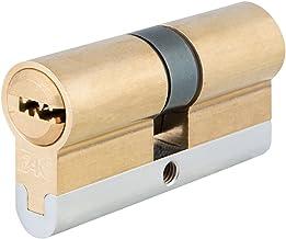 Fac RK-Cilindro Antibumping , Alta Seguridad, 62mm P Laton 31x31, leva 15