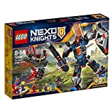 LEGO NEXO KNIGHTS The Black Knight Mech - kits de figuras de juguete para niños