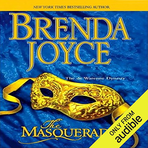 The Masquerade audiobook cover art