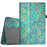 Fintie Folio Case for All-New Amazon Fire HD 10 Tablet (Compatible with 7th and 9th Generations, 2017 and 2019...