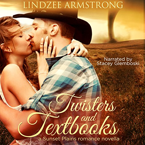 Twisters and Textbooks audiobook cover art