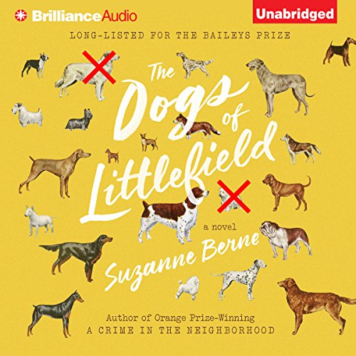 The Dogs of Littlefield audiobook cover art