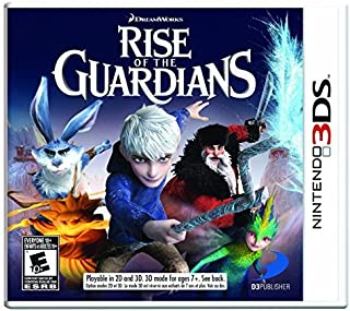 Rise of the Guardians: The Video Game - Nintendo 3DS by D3 Publisher [並行輸入品]