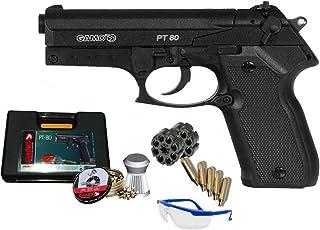 comprar comparacion Gamo Pack Pistola PT 80 - Arma de Aire comprimido CO2 <3,5 Julios
