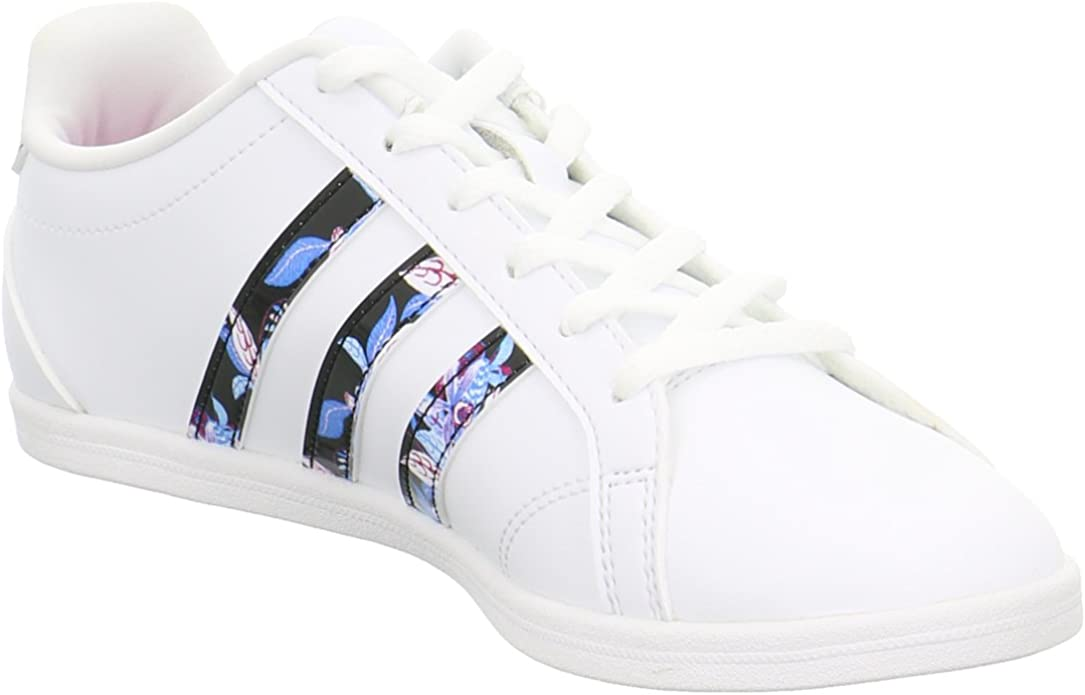 Adidas NEO B74555 Vs Coneo QT W, Baskets pour Femme - Blanc - Weiß ...