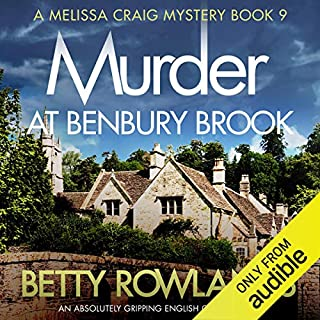 Murder at Benbury Brook: An Absolutely Gripping English Cozy Mystery cover art