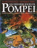 Les derniers jours de Pompéi d'Edward Bulwer-Lytton