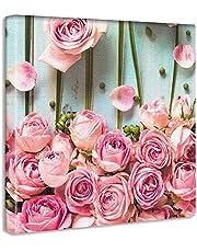 【アートデリ】竹内陽子のアートパネル インテリア 雑貨 アート 花 写真 yt-300-pink-015