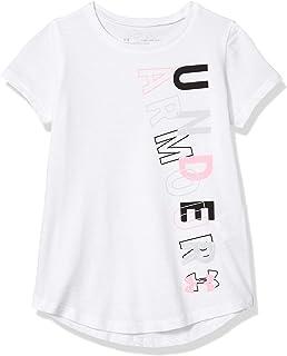 Under Armour Girls' Wordmark Graphic T-Shirt