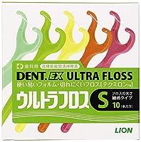 ライオン デント EX ウルトラフロス (S) 10本×5個