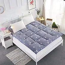 Matras Tatami dik, antislip dik vouwen, stille stof, geschikt voor slaapzaal, slaapkamer, enz. 180 x 200 cm.