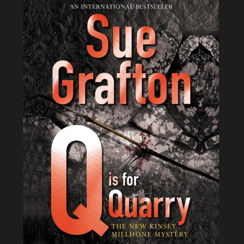 Q Is for Quarry cover art