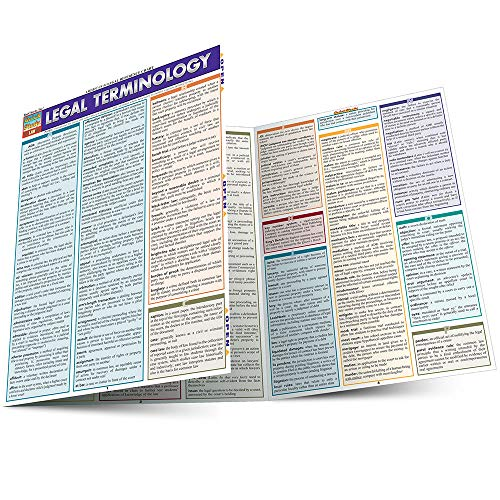 Legal Terminology (Quick Study: Law)
