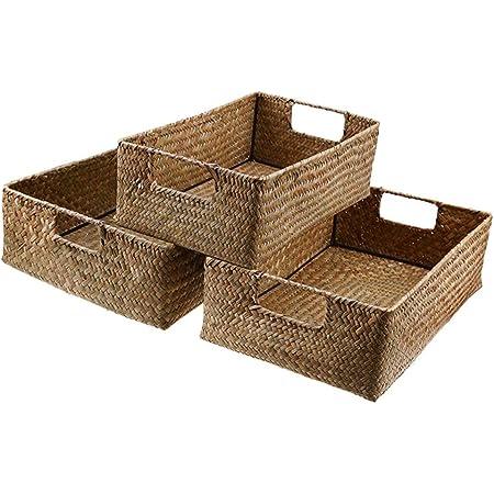 Ikea Billy cesta para estanterías (Juego de 4)/jacinto de ...