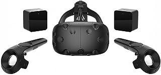 LUO Casque de Réalité Virtuelle VR Lunettes Intelligentes VR Casque Internet Cafés Casino,Noir,Taille Unique