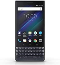 BlackBerry KEY2 LE Unlocked Android Smartphone, 64GB, 13MP Rear Dual Camera, Android 8.1 Oreo (U.S. Warranty) - ((Slate, 64GB ATT, Verizon & Tmobile))