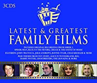 Latest & Greatest Family Films