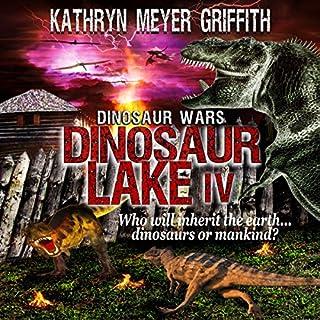 Dinosaur Wars audiobook cover art