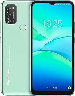 Blackview A70 スマートフォン本体 Android 11 SIMフリースマホ本体 6.5インチ HD+ディスプレイ13MP+5MP 8.3mmスリム 5380mAh大容量バッテリー Octa Core 3GB+32GB 13MP+5...