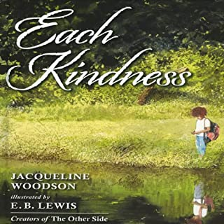 Each Kindness audiobook cover art