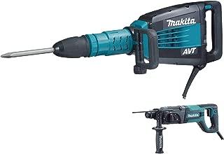Makita HM1214CX 27-Pound AVT Demolition Hammer