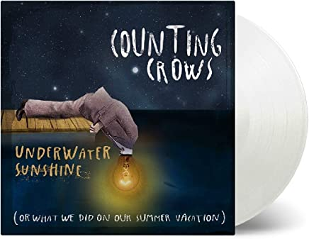 COUNTING CROWS - Underwater Sunshine Or What We Did On Our Summer Vacation (2019) LEAK ALBUM