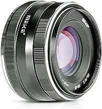Meike MK-50mm F2.0 50mm f 2.0 Large Aperture Manual Focus Lens fit Fuji X Mount Mirrorless APS-C Camera X-Pro2 X-E3 X-T1 X-T2 X-T3 X-T10 X-T20 X-A2 X-E2 X-T100 X-E1 X30 X70 XM1 X-A1 XPro1,etc