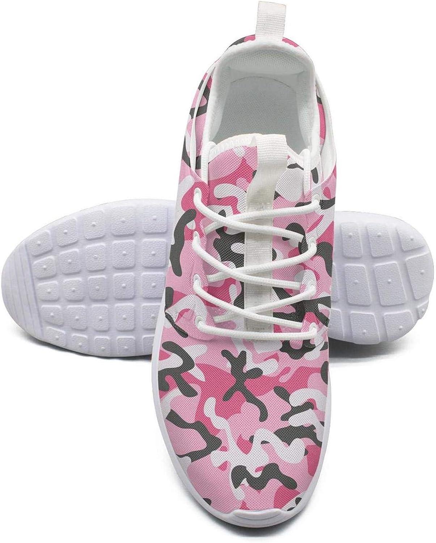 ERSER Digital camo face Stability Running shoes Women
