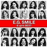E.G. SMILE -E-girls BEST-(2CD スマプラミュージック)